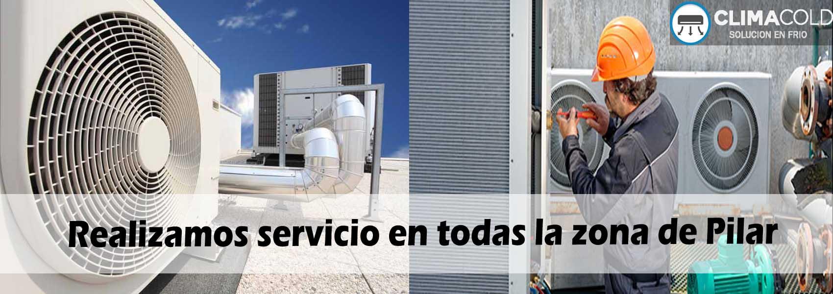 Servicio tecnico de aire acondicionado en Pilar-2020